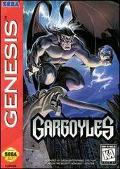 Gargoyles [Cardboard Box] Sega Genesis Prices
