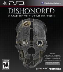 Dishonored [Game of the Year] Playstation 3 Prices