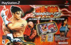 Tekken 5 Ultimate Collector's Edition Playstation 2 Prices
