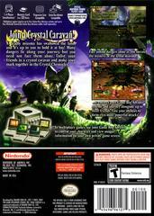 Back   Final Fantasy Crystal Chronicles Gamecube