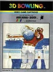 3D Bowling Arcadia 2001 Prices