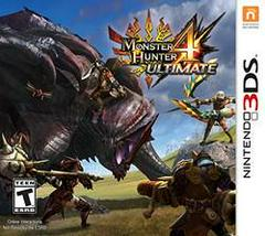 Monster Hunter 4 Ultimate Nintendo 3DS Prices