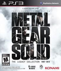 Metal Gear Solid: The Legacy Collection Playstation 3 Prices