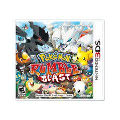 Pokemon Rumble Blast Nintendo 3DS Prices