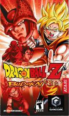 Manual - Front | Dragon Ball Z Budokai Gamecube