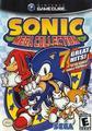 Sonic Mega Collection   Gamecube