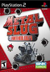 Metal Slug Anthology Playstation 2 Prices