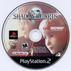 Game Disc | Shadow Hearts Playstation 2