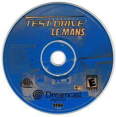 Game Disc | Test Drive Le Mans Sega Dreamcast