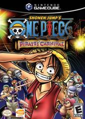 One Piece Pirates Carnival Cover Art