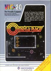 Omega Race Vic-20 Prices