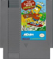 Cartridge | The Simpsons Bart vs the Space Mutants NES