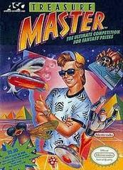 Treasure Master - Front | Treasure Master NES