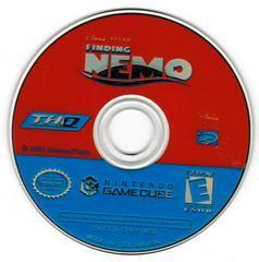 Game Disc | Finding Nemo Gamecube