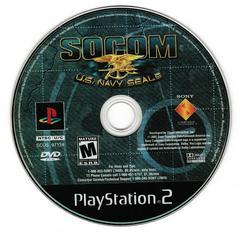 Game Disc | SOCOM US Navy Seals Playstation 2