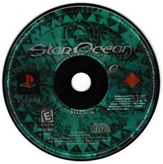 Game Disc 2   Star Ocean: The Second Story Playstation