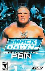 Manual - Front | WWE Smackdown Here Comes the Pain Playstation 2