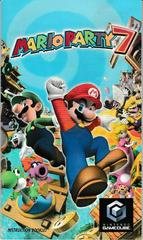 Manual - Front   Mario Party 7 Gamecube