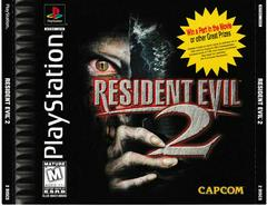 Front Of Case | Resident Evil 2 Playstation
