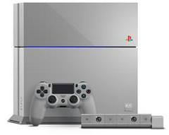 Playstation 4 20th Anniversary Gray Console Playstation 4 Prices
