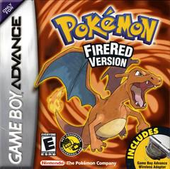 Pokemon Fire Red GameBoy Advance Prices