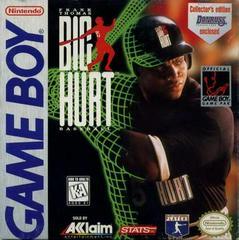 Frank Thomas Big Hurt Baseball PAL GameBoy Prices