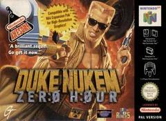 Duke Nukem Zero Hour PAL Nintendo 64 Prices