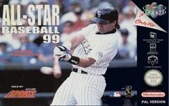 All-Star Baseball 99 PAL Nintendo 64 Prices