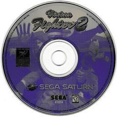Game Disc | Virtua Fighter 2 Sega Saturn