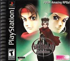 Arc The Lad Collection Playstation Prices