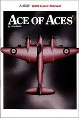 Ace Of Aces - Instructions | Ace of Aces Atari 7800