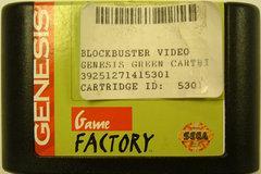 Blockbuster Game Factory Green Sega Genesis Prices