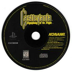 Game Disc | Castlevania Symphony of the Night Playstation