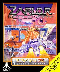 Zarlor Mercenary Atari Lynx Prices