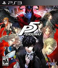 Persona 5 Playstation 3 Prices