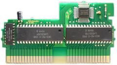 Circuit Board   Mega Man 5 NES