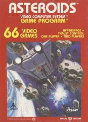 Asteroids Atari 2600 Prices
