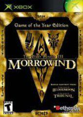 Elder Scrolls III Morrowind [Game of the Year] Xbox Prices