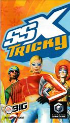 Manual - Front | SSX Tricky Gamecube