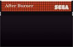 After Burner - Cartridge | After Burner Sega Master System