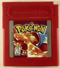 Cartridge | Pokemon Red GameBoy