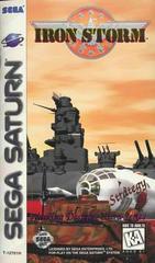 Iron Storm Sega Saturn Prices