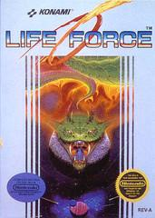 Life Force NES Prices