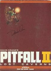 Pitfall II Lost Caverns Atari 2600 Prices