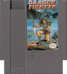 Cartridge | Dragon Fighter NES