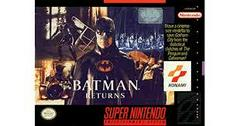 Batman Returns - Front | Batman Returns Super Nintendo