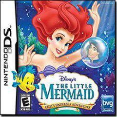Little Mermaid Ariel's Undersea Adventure Nintendo DS Prices
