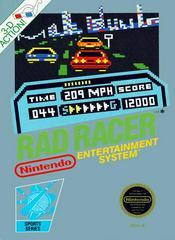 Rad Racer NES Prices