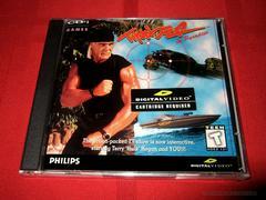 Thunder In Paradise Photo - Front (VGO)   Thunder in Paradise Interactive CD-i