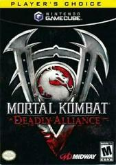 Mortal Kombat Deadly Alliance [Player's Choice] Gamecube Prices